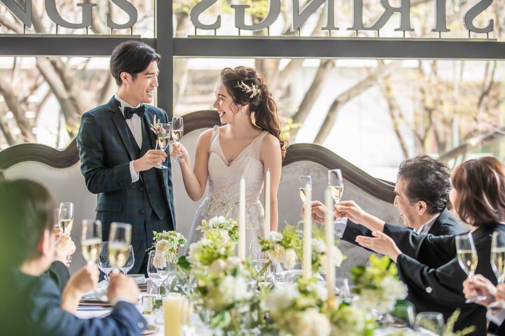 少人数の結婚式なら「2人の結婚式」