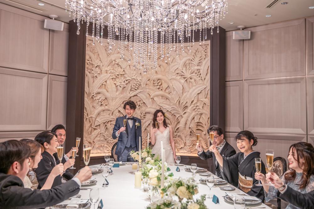 少人数の結婚式の魅力とは?
