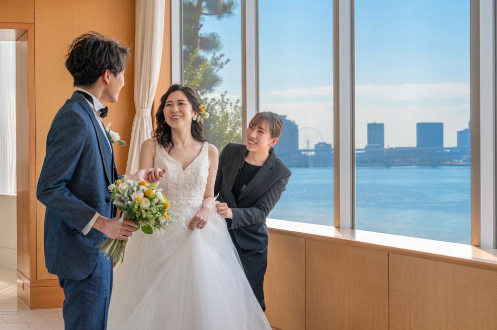 結婚式のギモンはオンライン相談会へ