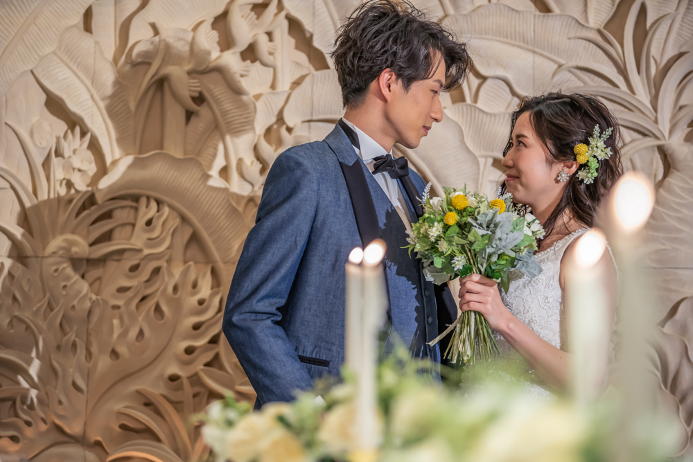 「2人で結婚式」なら結婚式準備が短期間で可能