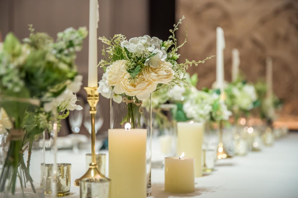 結婚式でつかわれる人気の花3つ
