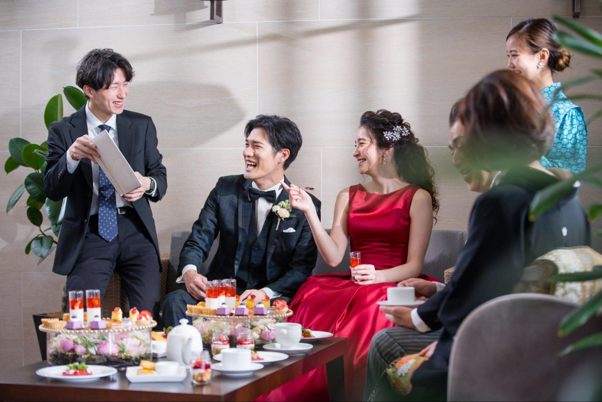 少人数結婚式の人気演出