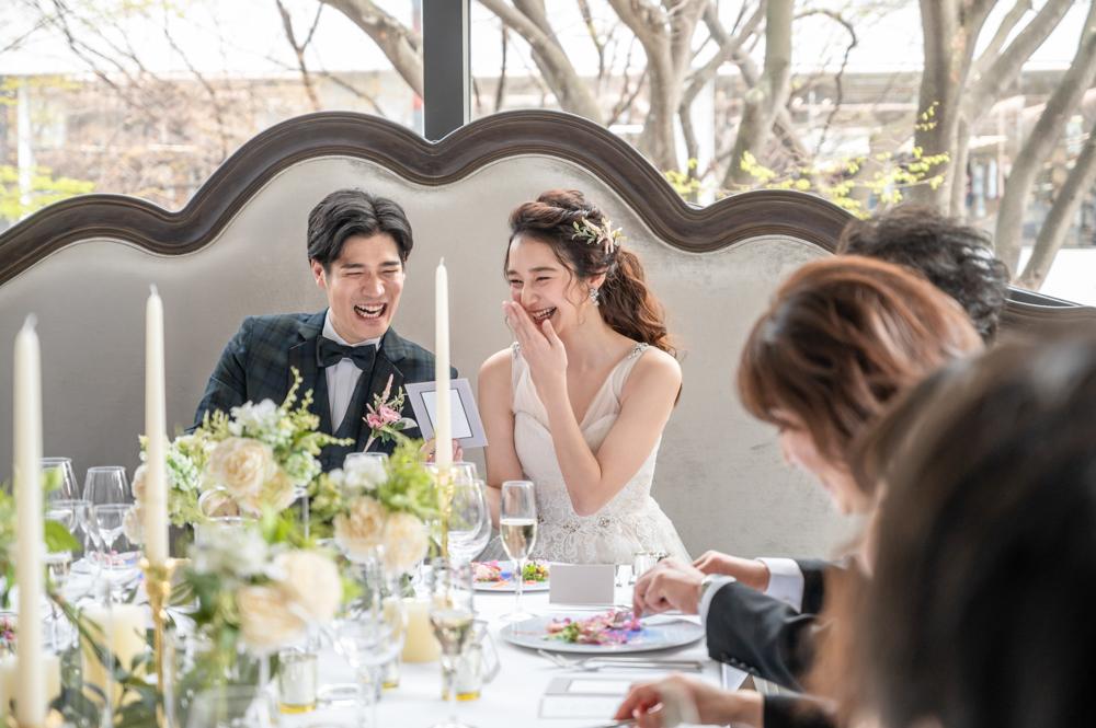 「2人で結婚式」で挙式も料理も2人らしさを
