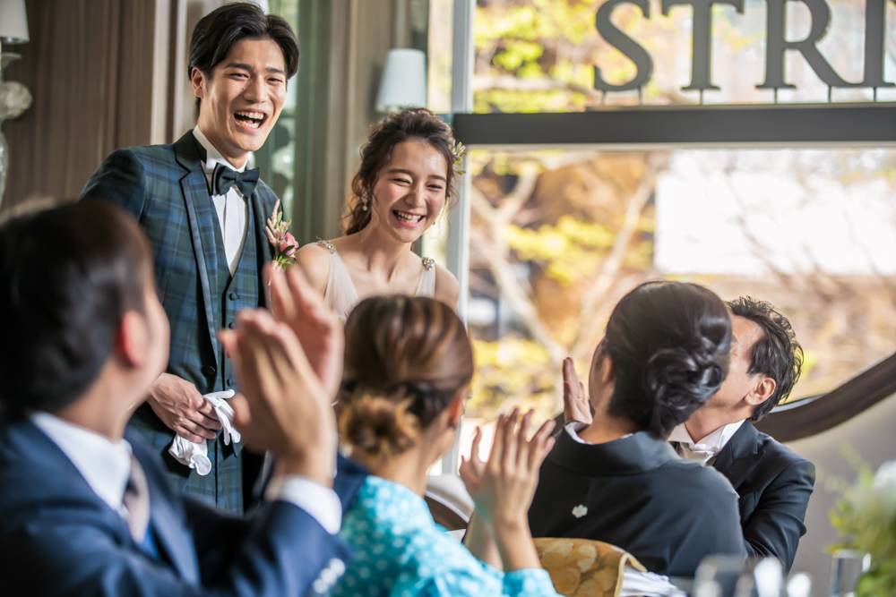 結婚式のサプライズ!どんな意味がある?