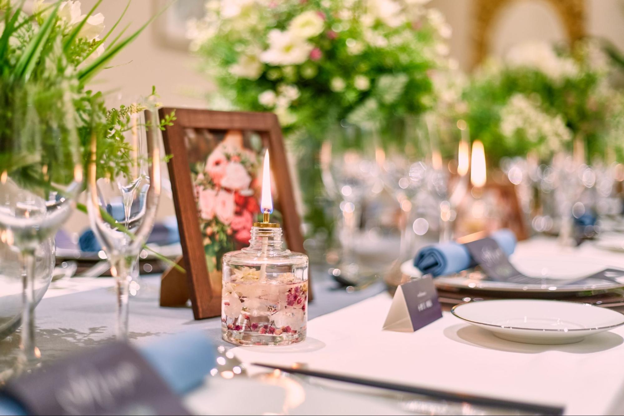 一般的な結婚式と少人数結婚式の違いは?